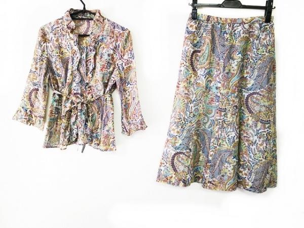 Leilian(レリアン) スカートセットアップ サイズ9 M レディース美品