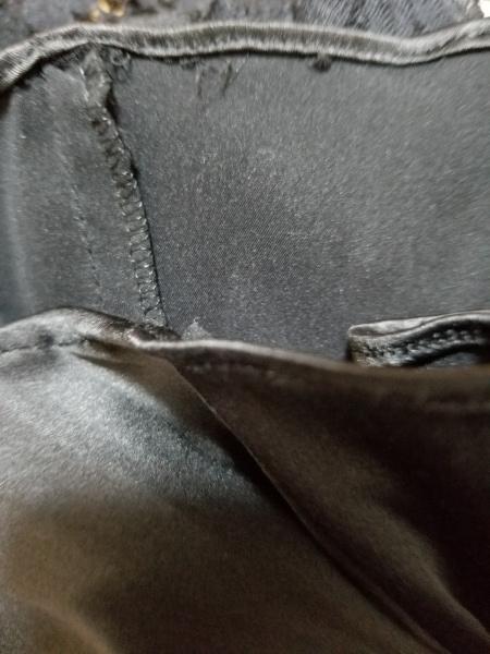 ドルチェアンドガッバーナ ロングスカート サイズ38 S レディース美品  黒 レース