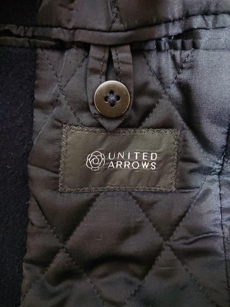UNITED ARROWS(ユナイテッドアローズ) Pコート サイズS メンズ ネイビー 冬物