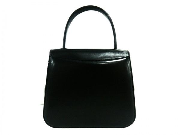 GIVENCHY(ジバンシー) ハンドバッグ - 黒 レザー