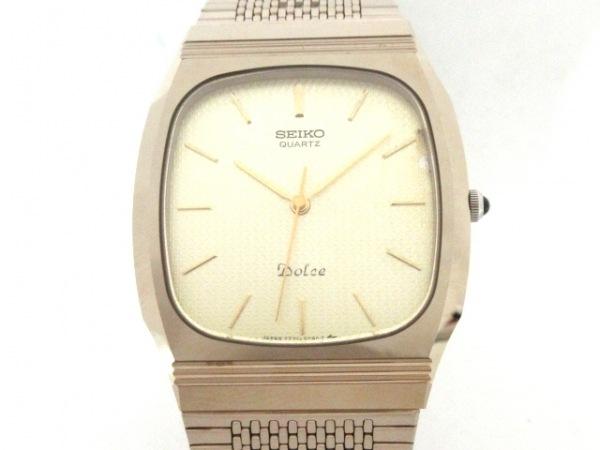 SEIKO(セイコー) 腕時計美品  ドルチェ 7731-5091 レディース ゴールド