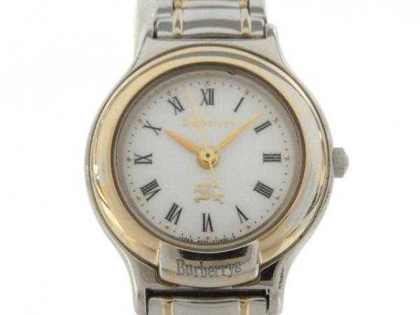 Burberry's(バーバリーズ) 腕時計 6031-G03626 レディース 白