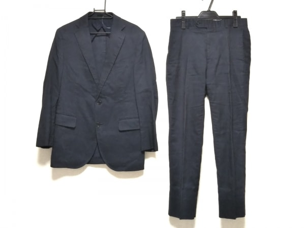 Burberry LONDON(バーバリーロンドン) シングルスーツ サイズM メンズ ダークネイビー