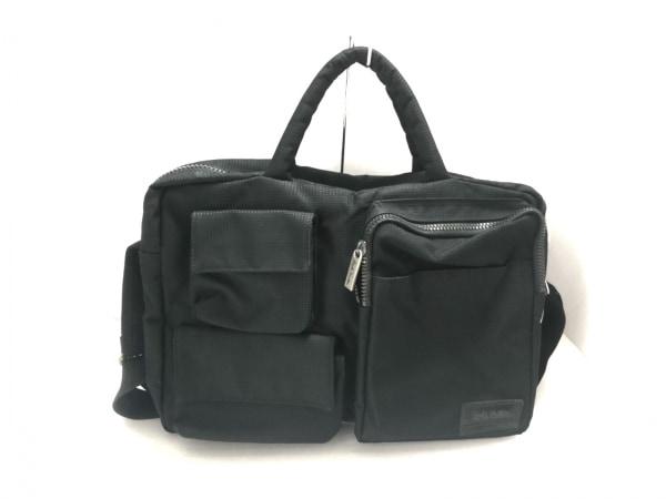 PaulSmith(ポールスミス) ビジネスバッグ美品  黒 2way ナイロン