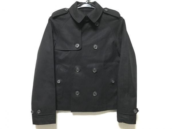RalphLauren(ラルフローレン) コート サイズ9 M レディース 黒 ショート丈/春・秋物