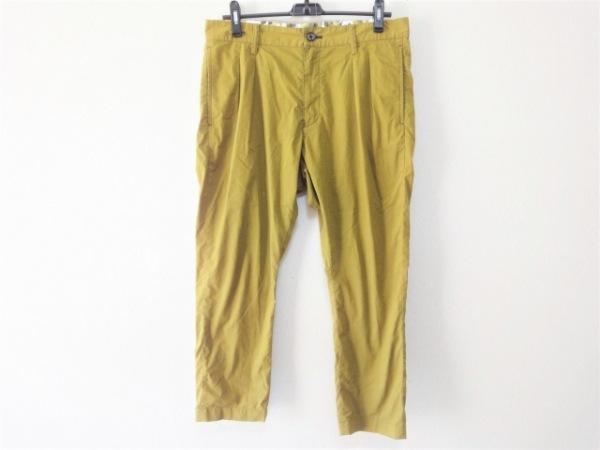 ブラックレーベルクレストブリッジ パンツ サイズM メンズ ダークグリーン