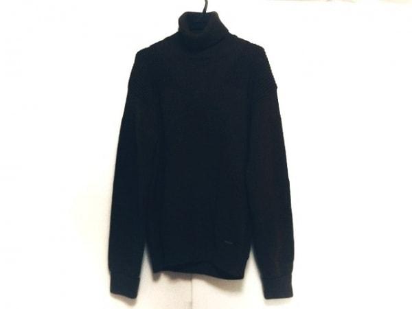 DSQUARED2(ディースクエアード) 長袖セーター サイズM メンズ美品  ダークブラウン