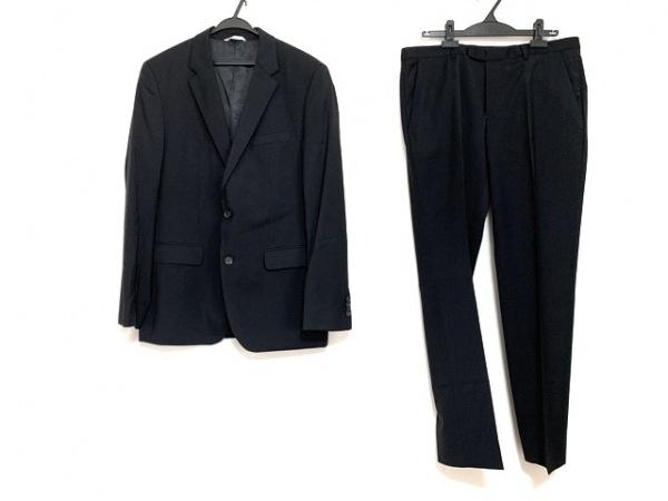 HUGOBOSS(ヒューゴボス) シングルスーツ サイズ50 M メンズ 黒