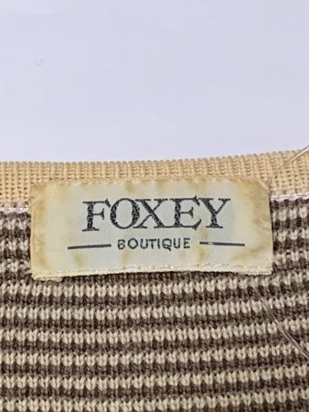 FOXEY(フォクシー) ワンピース サイズ2 M レディース ボーダー 3