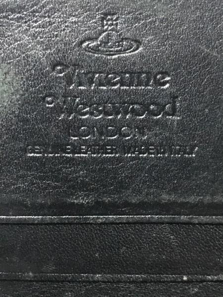 ヴィヴィアンウエストウッド 長財布 ブラウン×グリーン×マルチ チェック柄