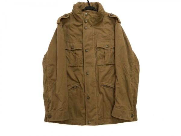 Burberry LONDON(バーバリーロンドン) コート サイズ2L メンズ美品  ベージュ 冬物