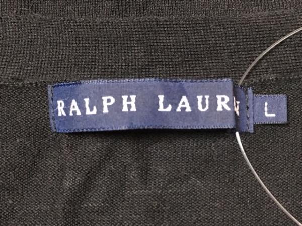 RalphLauren(ラルフローレン) アンサンブル サイズL レディース 黒