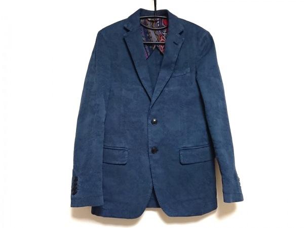 ETRO(エトロ) ジャケット メンズ ブルー
