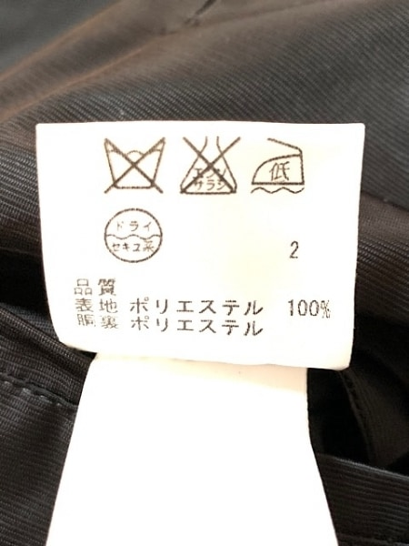 CalvinKlein(カルバンクライン) コート サイズL メンズ美品  黒 春・秋物