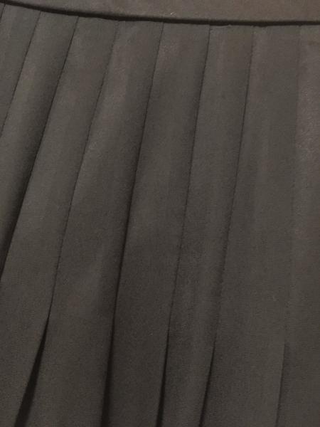 Leilian(レリアン) スカート サイズ11 M レディース 黒 プリーツ