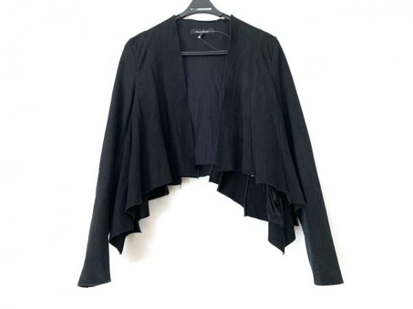 muubaa(ムーバー) ジャケット サイズ2(US) S レディース 黒 スエード