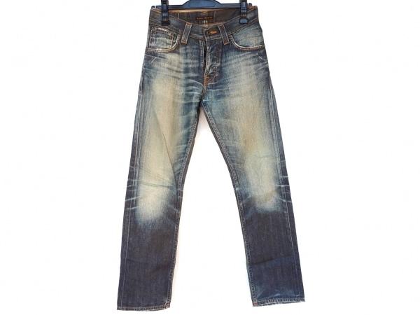 NudieJeans(ヌーディージーンズ) ジーンズ サイズ28 メンズ新品同様  ブルー