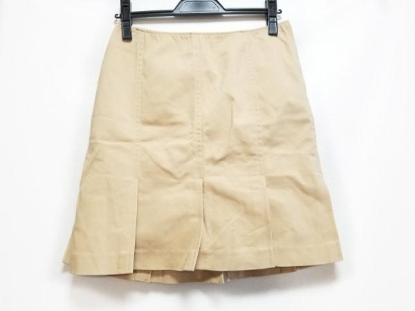 Pinky&Dianne(ピンキー&ダイアン) スカート サイズ38 M レディース美品  ベージュ