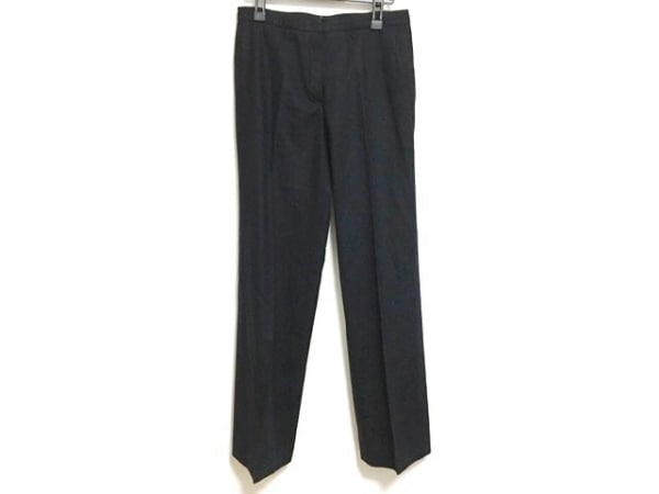 JILSANDER(ジルサンダー) パンツ サイズ38 S レディース 黒