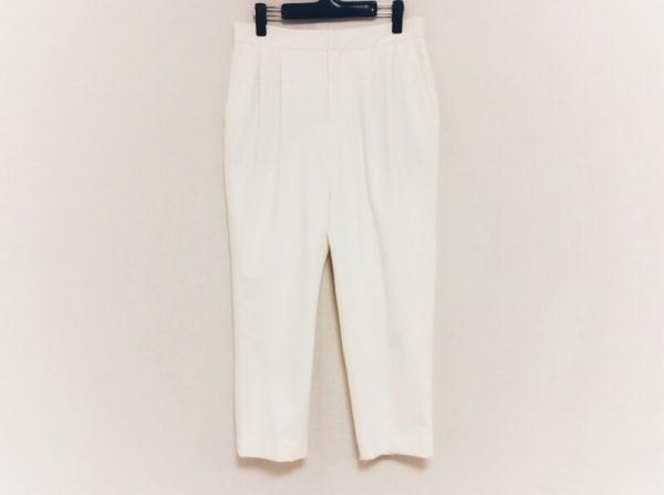 ダーマコレクション パンツ サイズ73-97 レディース美品  - 白 フルレングス