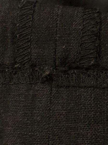 theory(セオリー) レディースパンツスーツ サイズ0 XS レディース美品  黒 ストライプ