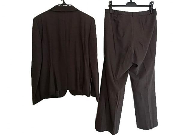 ニューヨーカー レディースパンツスーツ サイズ15 L レディース美品  ダークグレー