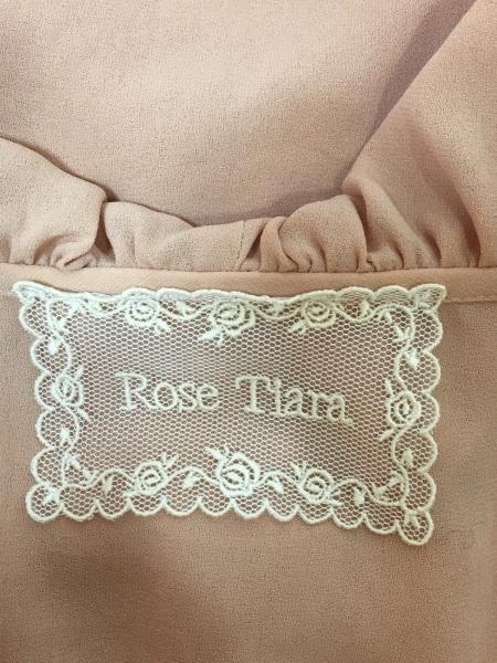 Rose Tiara(ローズティアラ) チュニック レディース ライトブラウン