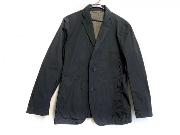 ISSEYMIYAKE(イッセイミヤケ) コート サイズ2 M メンズ美品  黒 春・秋物