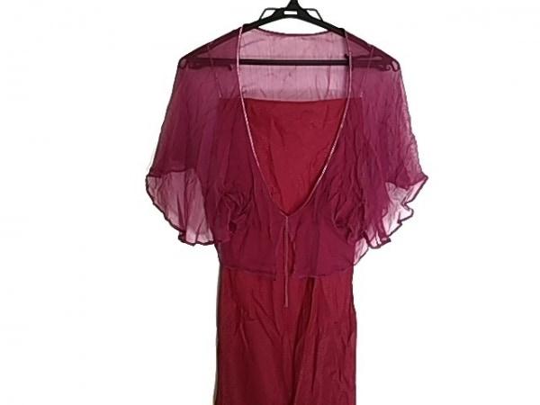 ストロベリーフィールズ ワンピースセットアップ レディース美品  ピンク