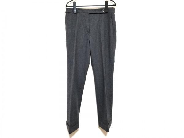 JILSANDER(ジルサンダー) パンツ サイズ36 S レディース ダークグレー