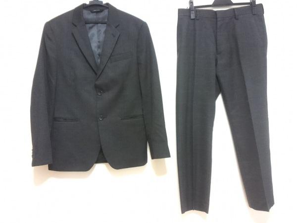 BANANA REPUBLIC(バナナリパブリック) シングルスーツ メンズ ダークグレー