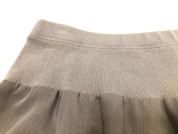 ソニアリキエル スカート サイズ38 M レディース ベージュ×レッド×マルチ 花柄