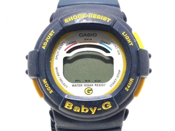 CASIO(カシオ) 腕時計 Baby-G BG-310 レディース 白