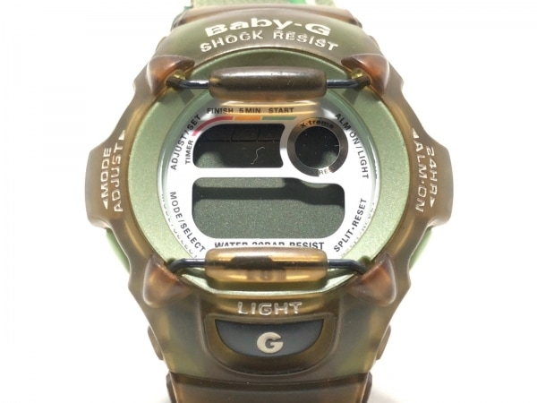 CASIO(カシオ) 腕時計 Baby-G BGX-111 レディース 白
