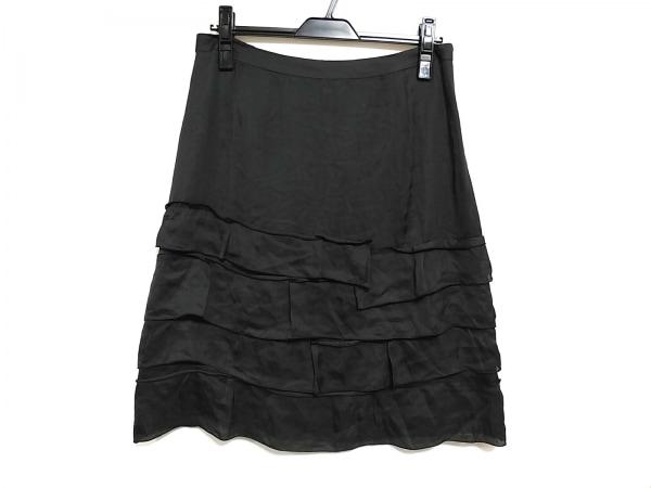 SONIARYKIEL(ソニアリキエル) スカート サイズ44 L レディース美品  黒