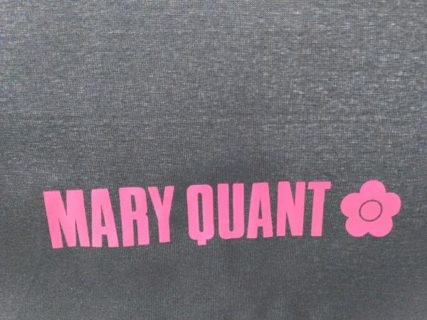 MARY QUANT(マリークワント) 折りたたみ傘美品  黒 化学繊維 2