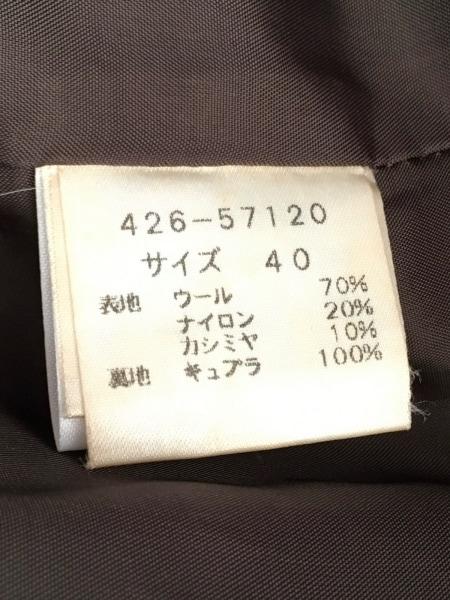 GIVENCHY(ジバンシー) Pコート サイズ40 M レディース カーキ 冬物