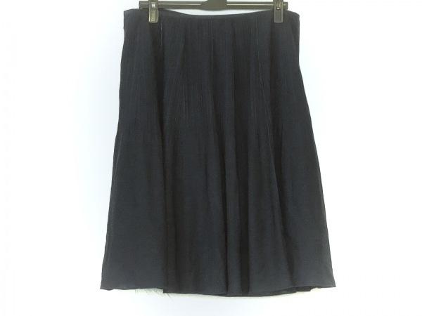 DAMAcollection(ダーマコレクション) スカート サイズ70 レディース美品  ネイビー