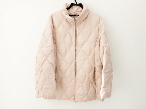 組曲 KUMIKYOKU(クミキョク) ダウンコート サイズ6 M レディース美品  ピンク 冬物