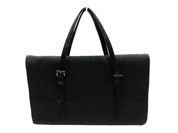PRADA(プラダ) ハンドバッグ - 黒 ナイロン