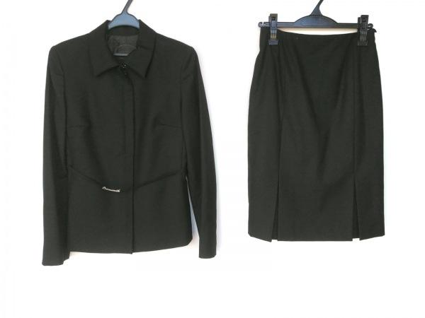 UNTITLED(アンタイトル) スカートスーツ サイズ9 M レディース新品同様  黒