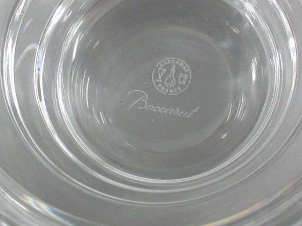 Baccarat(バカラ) 食器新品同様  ベガ クリア クリスタルガラス 3