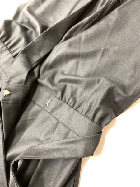 23区(ニジュウサンク) オールインワン サイズ40 M レディース美品  黒