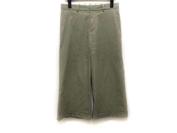 自由区/jiyuku(ジユウク) パンツ サイズ40 M レディース カーキ