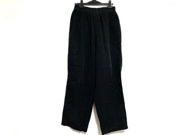 Y's(ワイズ) パンツ メンズ 黒 for men