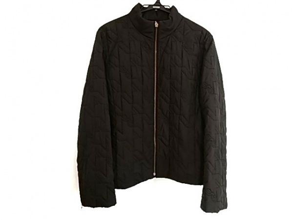 ロベルタ ディ カメリーノ コート サイズ40 M レディース美品  黒