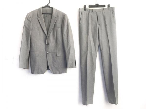 TAKEOKIKUCHI(タケオキクチ) シングルスーツ サイズ2 M メンズ グレー