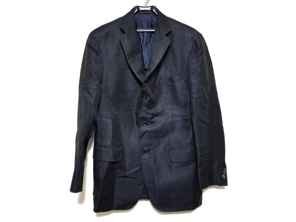 BOGLIOLI(ボリオリ) ジャケット サイズ50 M メンズ美品  ネイビー
