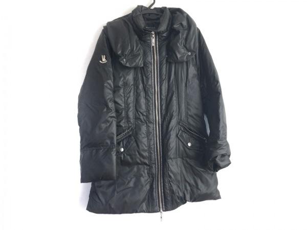 VALENZA(バレンザ) ダウンコート サイズ38 M レディース 黒