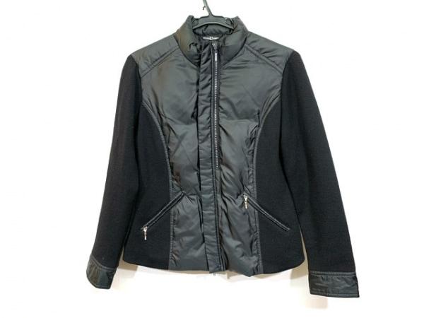 VALENZA SPORTS(バレンザスポーツ) ダウンジャケット サイズ40 M レディース美品  黒